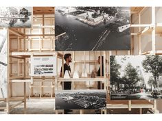 """An exhibition at the Danish Architecture Centre (DAC), Copenhagen and a book to celebrate the ten years of work of Danish architects COBE. Since it was founded in 2006 by architect Dan Stubbergaard, Cobe has always seen the city as an """"urban living room"""". #Architecture #Design"""