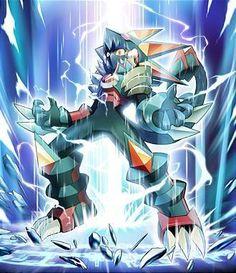 MegaMan Beast Gregar