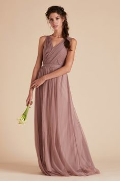3376e4a4d8a Christina Convertible Dress - Sandy Mauve