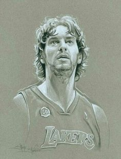 Pau Gasul (used to be a Laker)The Bulls got a great player when the got him!