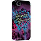 Wonder Woman Graffitti Logo iPhone Case