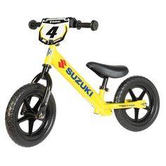 Strider 12 Sport No-Pedal Balance Bike - SUZUKI®