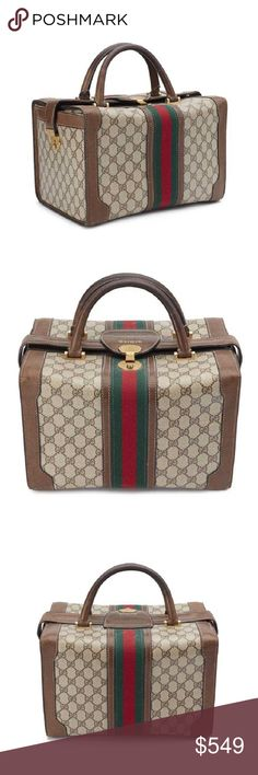 6f44e85889 Samantha Cauvin · My Posh Picks · Authentic vintage Gucci Indy purse!