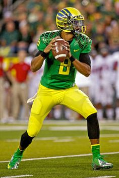 Favorite jersey of 2012 so far.  Oregon always brings it.