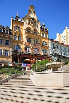 Romance Hotel, Karlovy Vary, Czech Republic