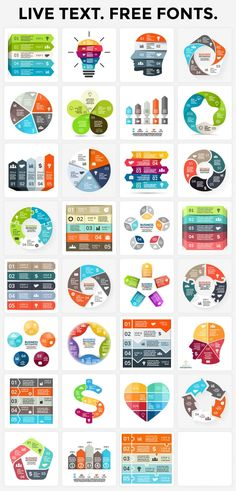 LAST CHANCE: Bundle of 750 Fully Customizable Infographic Templates - only $19 - MightyDeals