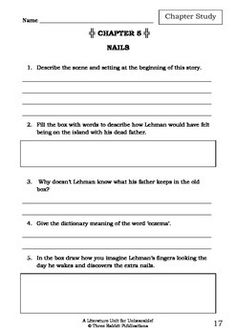 Image result for the gizmo paul jennings worksheets