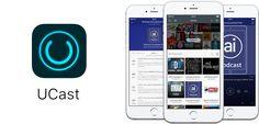 Ver UCast, un nuevo reproductor de podcasts que te va a conquistar