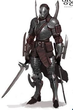 Blade knight.