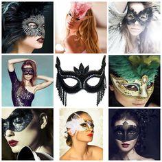 carnaval masque et loup adulte femme DIY | LesAteliersDeLaurene