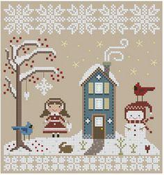 The Floss Box   Stars of Winter