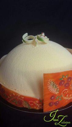"""Tort """"Dynia-rokitnik-żurawina"""""""