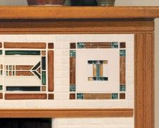 Fireplaces | Trikeenan Tileworks - Handcrafted Ceramic Tile