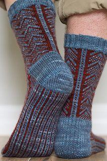 Knitting Patterns Socks Ravelry: Lesula pattern by Rich Ensor Fair Isle Knitting, Loom Knitting, Knitting Socks, Knitting Patterns Free, Knit Patterns, Free Knitting, Knitting Tutorials, Free Pattern, Vintage Knitting