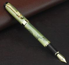 Jinhao chinese Dragon's Fountain Pen