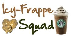 """""""Icy-Frappe Squad Group Logo, Contests, JOIN :)"""" by icy-frappe on Polyvore featuring art"""
