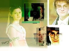 Beautiful Disaster Wallpaper featuring Harry Potter, Ginny Weasley, Hermione Granger and Ron Weasley Harry Potter Ginny Weasley, Harry And Ginny, Ron Weasley, Hermione Granger, Beautiful Disaster, Galaxy Wallpaper, Hogwarts, Special Forces