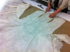 Piecing it altogether #sarehnouri #weddings #bridal