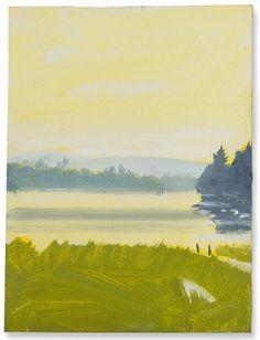 thunderstruck9: Alex Katz (American, b. 1927), 11 AM, 2008. Oil...