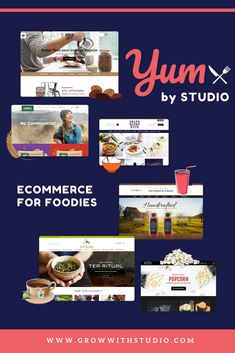 Yum offers design, SEO, digital marketing, and social media tailored specifically to the food industry. So if you are hungry for sales, we are ready to serve you a hefty portion of revenue growth! Business Sales, Better Than Yours, Emotional Connection, Social Media Branding, Seo Strategy, Online Advertising, Food Industry, Case Study, Ecommerce