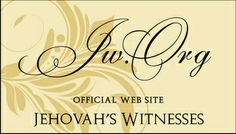 This is the ONLY website of Jehovah's Witnesses. It is their official website. Many other CLAIM to be Witnesses, but are NOT.