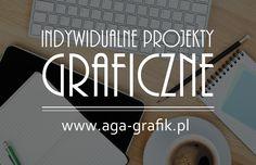 AGA Studio grafiki komputerowej. Indywidualne projekty graficzne, tworzenie oraz pozycjonowanie stron internetowych. www.aga-grafik.pl