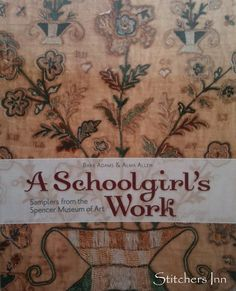A Schoolgirl's Work (Blackbird Designs)