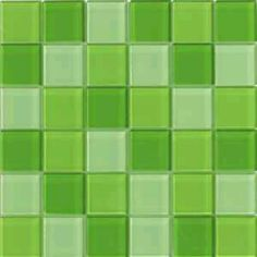 Coolest Lime Green Glass Tile Backsplash Small Kitchen Ideas
