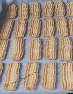 Rissats , galletas , Tiberis , gastronomía menorquina , Menorca .