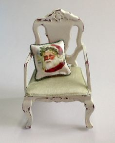 A personal favorite from my Etsy shop https://www.etsy.com/uk/listing/482083565/12th-scale-cushion-x-1-santa-father