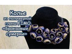 Emerald Isles Beads & Bracelet - Polymer Clay Tutorial - YouTube