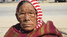 Gyani Maiya Sen, a 75-year-old woman from western Nepal, can perhaps be forgiven for feeling that the weight of the world rests on her shoulders.    She is the only person still alive in Nepal who fluently speaks the Kusunda language. The unknown origins and mysterious sentence structures of Kusunda have long baffled linguists.