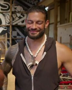 The face you make after you punch a cameraman Roman Reigns Smile, Wwe Roman Reigns, Wwe Superstar Roman Reigns, Roman Reings, Love Your Smile, Wwe Superstars, Roman Empire, Celebrity Gossip, Sexy Men