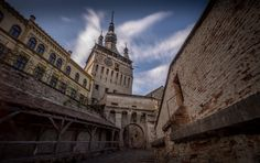 Photograph Sighisoara castle by Sorin Markus on 500px