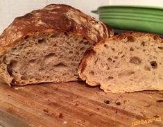 Fantastický chléb bez vážení a hnětení