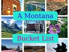 A Montana bucket list