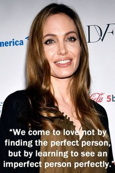 Angelina Jolie: Inspirational quotes