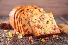 Recette de cake aux fruits confits au Thermomix TM31 ou TM5. Réalisez ce dessert en mode étape par étape comme sur votre robot !