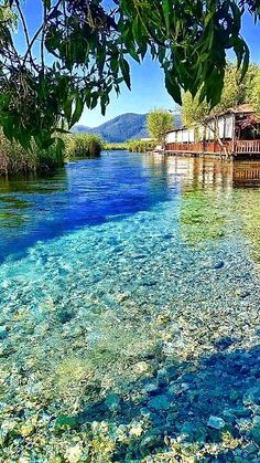Azmak / Akyaka MUĞLA Turkiye There are many places to be visited in the world and Turkey. We share with remote locations. Beautiful Places To Visit, Wonderful Places, Beautiful World, Places To Travel, Places To See, Paraiso Natural, Holiday Places, Amazing Nature, Beautiful Landscapes