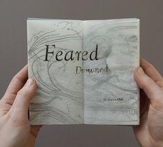 Feared Drowned by Denean Caperton, via Behance