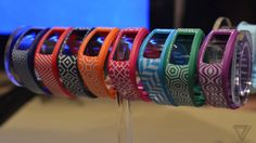 Garmin's Vivofit 2 has custom bands for everyone, including your grandmother