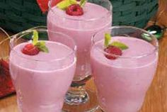Raspberry Smoothies Recipe