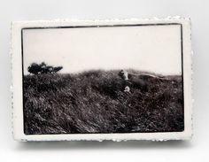 Items similar to Long Beach Encaustic Photograph - The Quiet Grass 4 x 6 x 1 on Etsy Encaustic, Encaustic Photography, Photographer, Art, Vintage