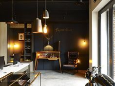 Showroom and Workshop of Buster+Punch