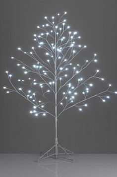 white twig tree led google search