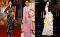 Saree Draping Styles | The Royale