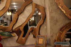 Birbirinden şık doğal ahşap ayna modelleri ve diğer aksesuarları Selim Kaya Masko mağazasında bulabilirsiniz. #selimkaya #doğal #ahşap #lake #masif #ev #dekorasyon #evdekorasyonu #home #doğallık #düğün #konsol #yemek #masa #tvsehpasi #mermermasa #dogalmasa ##doğalmasa