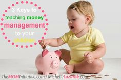 3 Keys to Teaching Your Children Money Management