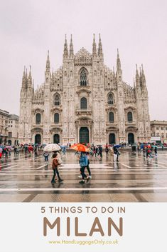5 Things To Do In Milan, Italy (1)