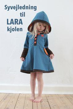 LaRaLiL: Syvejledning til Lara-kjolen
